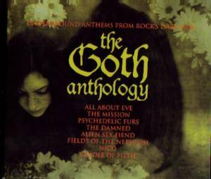 Cover - Wake, The: Goth Anthology, The
