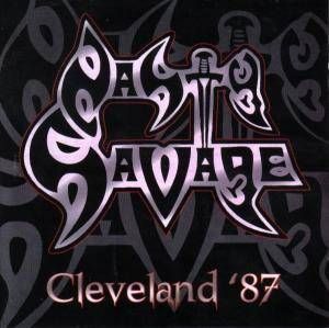 Cover - Nasty Savage: Cleveland '87