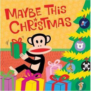 Maybe This Christmas - Cover