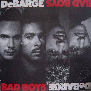 Cover - DeBarge: Bad Boys
