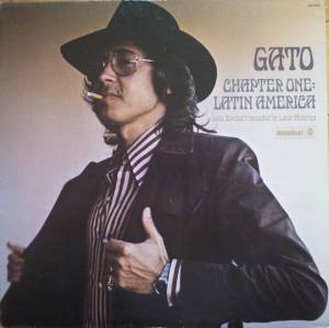 Gato Barbieri: Chapter One: Latin America - Cover
