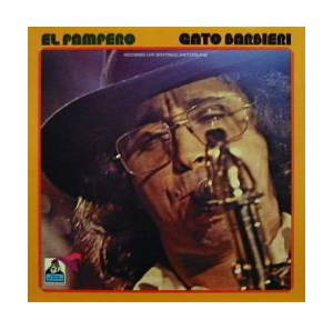 Gato Barbieri: El Pampero - Cover