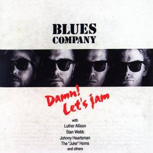 Cover - Blues Company: Damn! Let's Jam