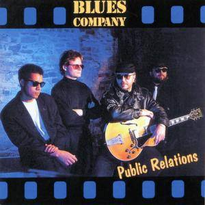 Cover - Blues Company: Public Relations