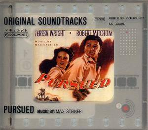 Cover - Max Steiner: Pursued