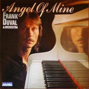 Frank Duval & Orchestra: Angel Of Mine - Cover