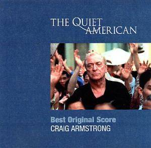 Cover - Craig Armstrong: Quiet American, The