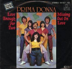 Cover - Prima Donna: Love Enough For Two