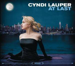 Cyndi Lauper: At Last - Cover