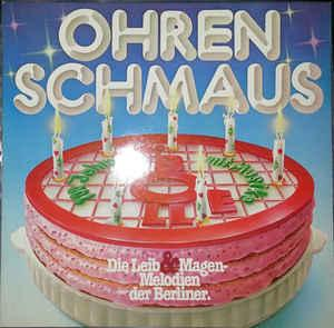 Ohrenschmaus - Cover