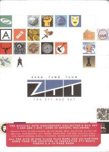 Zang Tumb Tuum - The ZTT Box Set - Cover