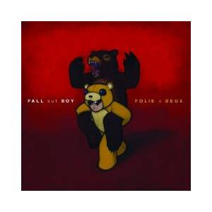 Fall Out Boy: Folie À Deux - Cover