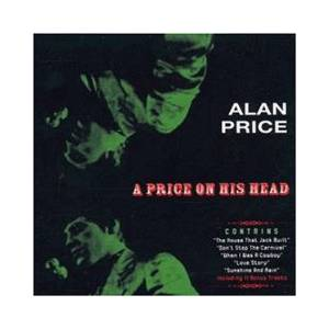 Alan Price: Price On His Head, A - Cover