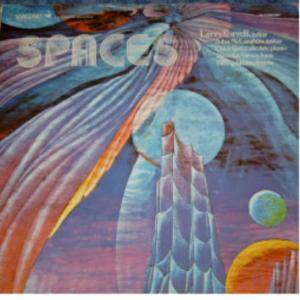 Larry Coryell: Spaces - Cover