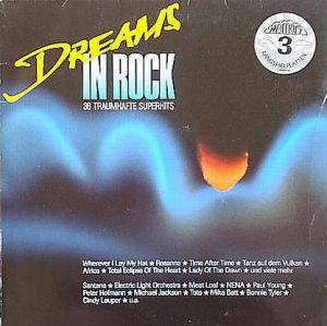 Cover - Peter Hofmann: Dreams In Rock - 36 Traumhafte Superhits