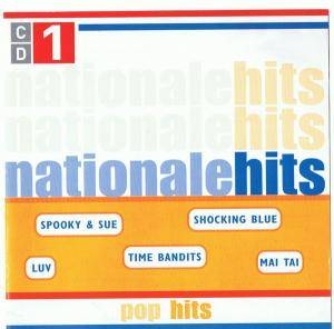 Nationale Hits CD 01 - Cover