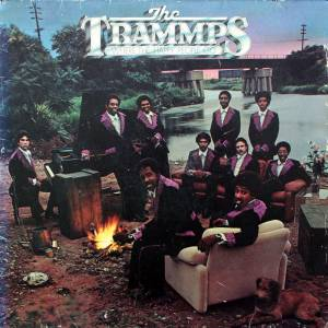 Cover - Trammps, The: Where The Happy People Go