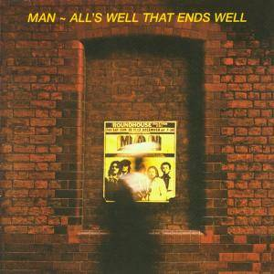 Man: All's Well That Ends Well - Cover