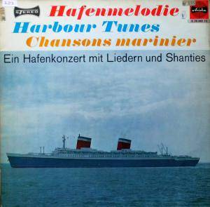 Cover - Peter Oldenburg: Hafenmelodie