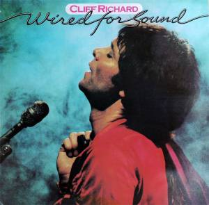 Cliff Richard: Wired For Sound - Cover