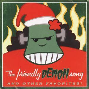 "Jared Emerson-Johnson: The Friendly DEMON Song And Other Favorites! (3""-CD) - Bild 1"