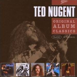 Ted Nugent: Original Album Classics - Cover