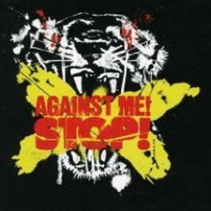 Against Me!: Stop! (Promo-Single-CD) - Bild 1