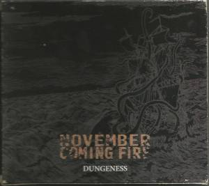 Cover - November Coming Fire: Dungeness