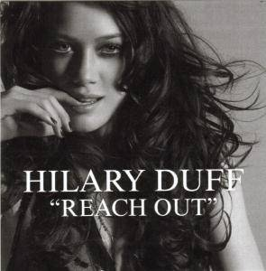Hilary Duff: Reach Out - Cover