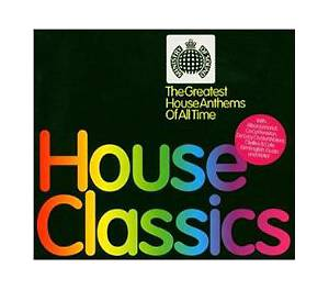 Cover - Eclipse: House Classics