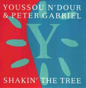 Youssou N'Dour & Peter Gabriel: Shakin' The Tree - Cover