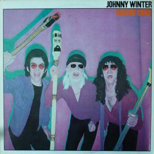 Johnny Winter: Raisin' Cain - Cover