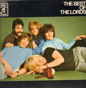 The Lords: Best Of The Lords, The - Cover