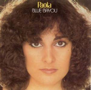Paola: Blue Bayou - Cover