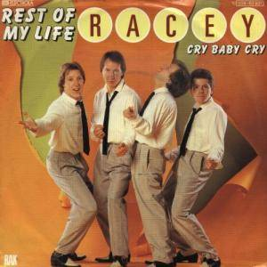 Cover - Racey: Rest Of My Life