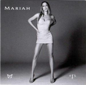 Mariah Carey: #1's - Cover