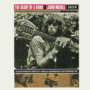 John Mayall: Diary Of A Band: Volume Two, The - Cover
