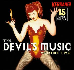 Devil's Music Volume Two, The - Cover