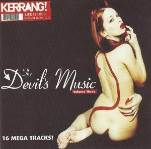 Devil's Music - Volume 3, The - Cover