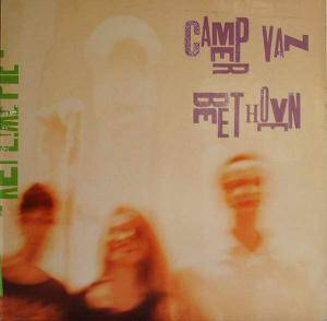 Cover - Camper Van Beethoven: Key Lime Pie