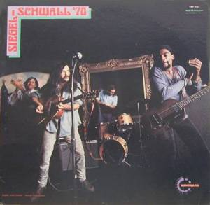 The Siegel-Schwall Band: '70 - Cover