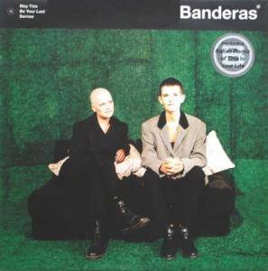 Cover - Banderas: May This Be Your Last Sorrow