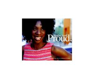 Cover - Heather Small: Proud