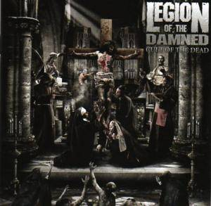 Legion Of The Damned: Cult Of The Dead (2-CD + DVD) - Bild 3