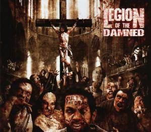 Legion Of The Damned: Cult Of The Dead (2-CD + DVD) - Bild 1