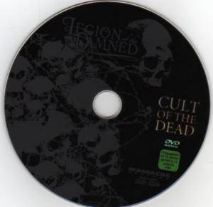 Legion Of The Damned: Cult Of The Dead (2-CD + DVD) - Bild 6