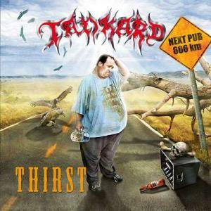 Tankard: Thirst - Cover