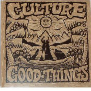 Culture: Good Things - Cover