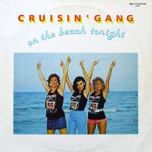 Cover - Cruisin' Gang: On The Beach Tonight