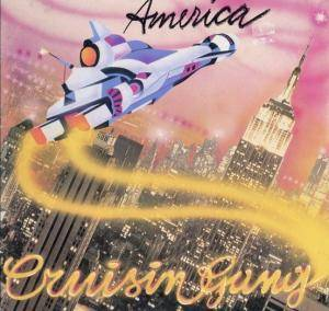 Cover - Cruisin' Gang: America